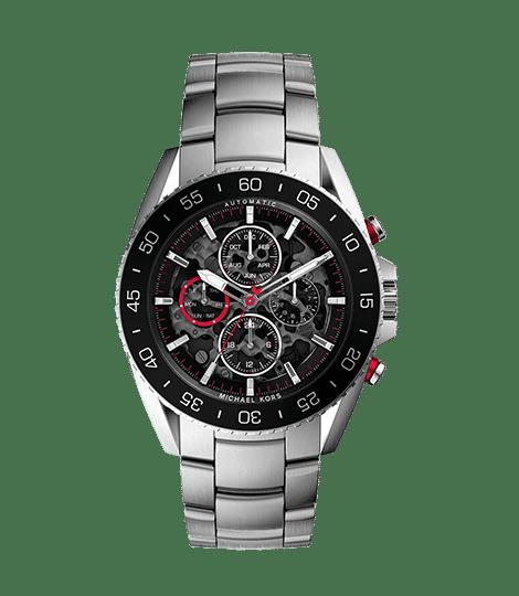 Darci Pavé Two-Tone Watch